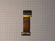Шлейф Samsung U900, межплатный, с компонентами