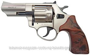 """Револьвер Profi 3"""" pocket (сатин) рукоять пластик"""