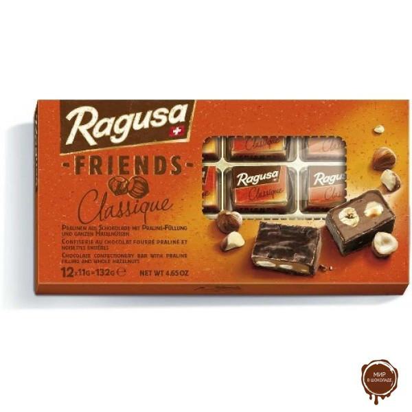 Шоколад Ragusa For Friends Classique 132 g