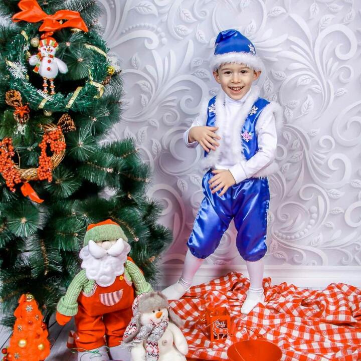 Дитячий карнавальний костюм Гном