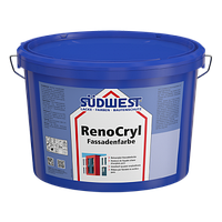Фасадна фарба Зюдвест Ренокрил акрилова RenoCryl   SUDWEST 12,5 л