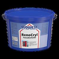 Фасадная краска Зюдвест Ренокрил акриловая RenoCryl | SUDWEST 12,5 л