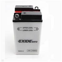 Аккумулятор Exide 6V 8AH/40A (B49-6)