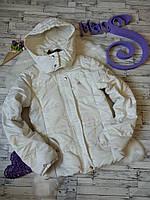 Куртка Adidas женская белая