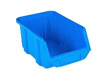 Пластиковый контейнер А-200 (255х148хН144мм) складской модульный лоток объем 4.7 л