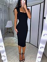 Женское силуэтное платье, в расцветках. ВФ-15-0120