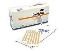 Omnistrip 6 х 101мм смужки стерильні для зведення країв ран, 10 смужок
