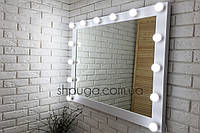 """Зеркало с подсветкой  100*80 см """" Вуди """", фото 1"""