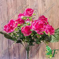 Букет Роза и самшит сливовый