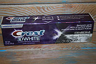Crest 3D White Charcoal Whitening Toothpaste отбеливающая зубная паста с углем 116 грамм
