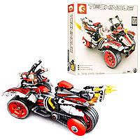 Конструктор 701700 - мотоцикл-трицикл для мальчика