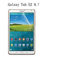 Защитная пленка для Samsung Galaxy Tab S2 9.7 глянцевая