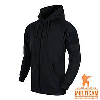 Куртка худи Helikon-Tex® Urban Hoodie Lite (FullZip)® -  Black