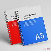 Блокнот А4/А5/А6