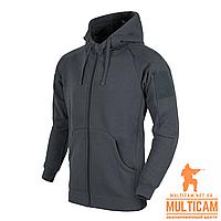 Куртка Helikon-Tex® Urban Hoodie Lite (FullZip)® -  Grey L