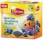 Чай Blueberry Musffin (черный фруктовый в пирамидках) 20х1,8 г.