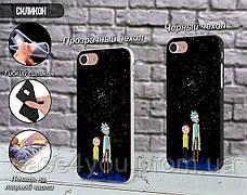 Силиконовый чехол для Samsung M205 Galaxy M20 Рик и Морти (Rick and Morty) (28236-3414), фото 2