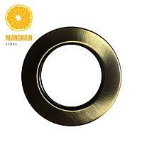 Врізний світильник Feron DL10 (античне золото), фото 1