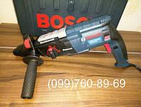 Перфоратор прямой BOSCH 2-28 DFV / 850 ВТ / SDS-PLUS