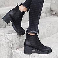 Женские ботинки ботильоны
