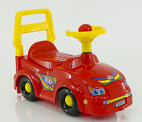 Детская каталка-толокар Технок Бэби Такси 2483