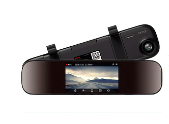 Видеорегистратор Xiaomi 70Mai Rearview Mirror Dash cam Black (D04 Global)
