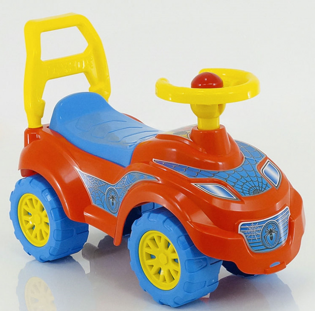 Детская каталка-толокар Технок Спайдер 3077