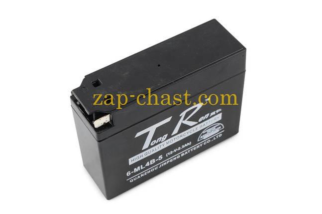 АКБ   12V 2,3А   AGM, Suzuki   (113x39x89, ``таблетка``, черный)   TR, фото 2