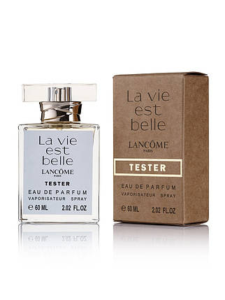 Tester женская туалетная вода Lancome La Vie Est Belle 60 ml ОАЭ NEW, фото 2