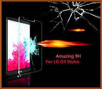 Защитное стекло для LG G4 Stylus, фото 1