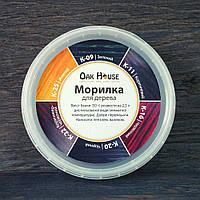 Морилка для дерева Oak House (чёрный) 1 кг