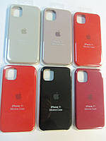 "Чохол силікон кейс Silicone Case для Iphone 11 6,1"""
