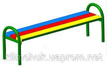 Лавка без спинки для дитячих ігрових майданчиків KidSport