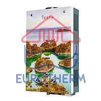 Газовая колонка Искра JSD-20 Индонезия 10 литров/минута