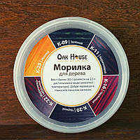 Морилка для дерева Oak House (коричневая) 50 гр