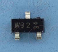 Транзистор NPN 50В 100мА 4.7/10кОм NXP PDTC143XT SOT23