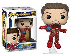 Фигурка Funko Pop  Железный человек Iron Man Unmasked IM304