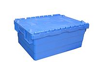 Пластиковый контейнер с крышкой SPKM 250 (600х400хН250мм) объем 39.0 л