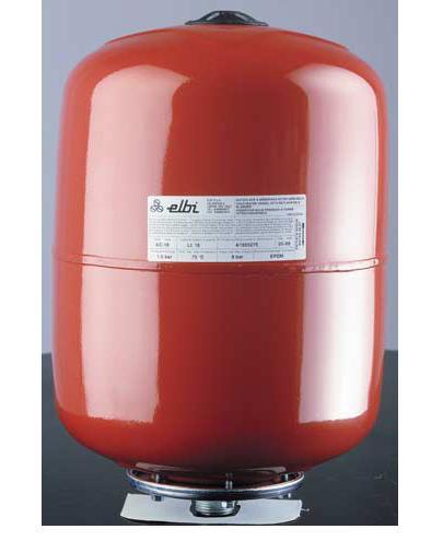 Гидроаккумулятор для насоса АС 18 CE Elbi вертикальный