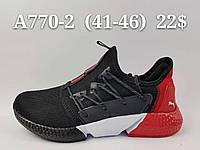 Кроссовки мужские Пума №A 770-2 (41-46)