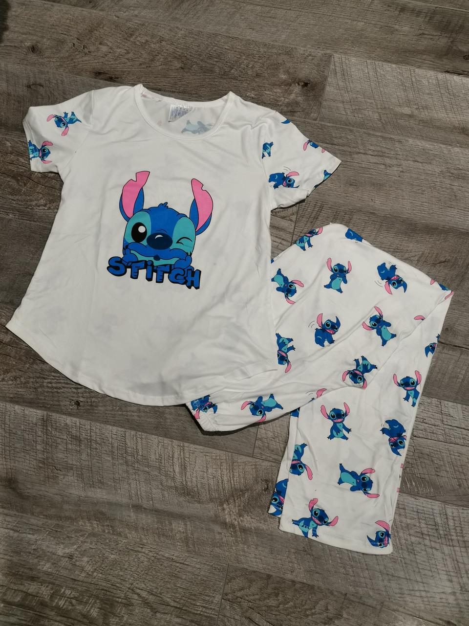 Пижама штаны + футболка
