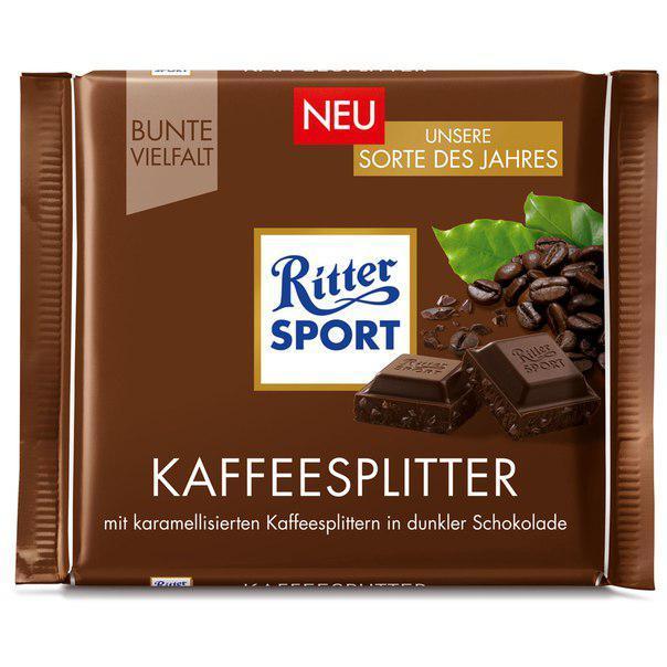 Ritter Sport Kaffeesplitter 100 g