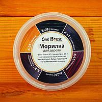 Морилка для дерева Oak House (жёлтая) 1 кг