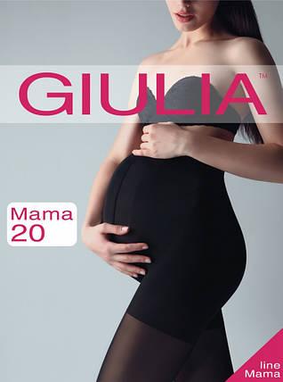 Колготки капроновые для будущих мам MAMA 20, фото 2