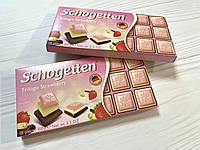 Шоколад Шогетен Schogetten Трилогия Фрукт 100гр.