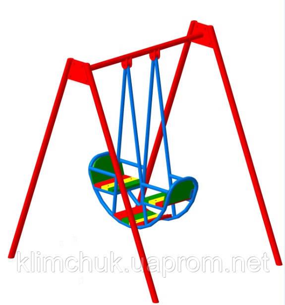 """Гойдалка """"Човник"""" для дитячих ігрових майданчиків KidSport"""