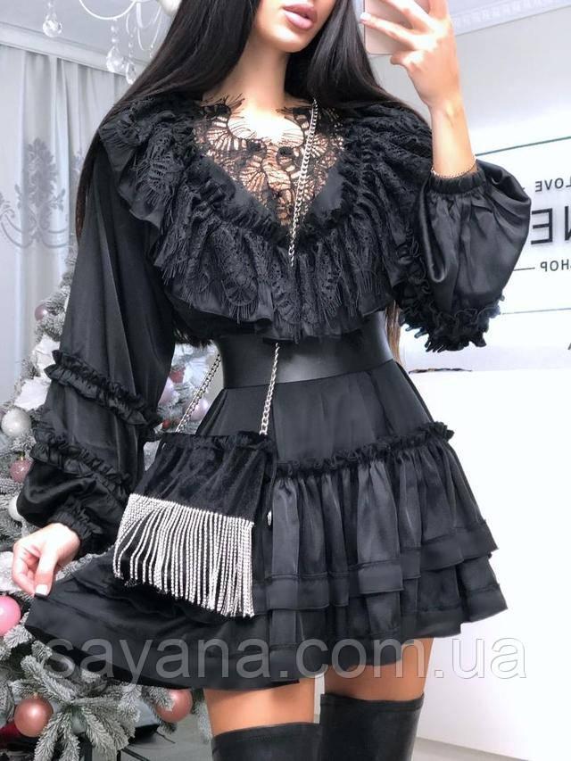 нарядное платеье