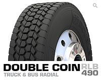 Грузовая Шина Double Coin RLB490 265/70R19.5  143/141J