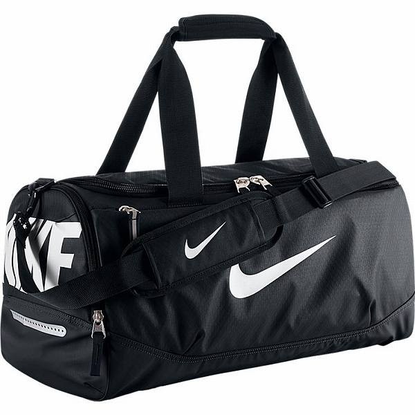 Сумка спортивная Nike team training smaill черная