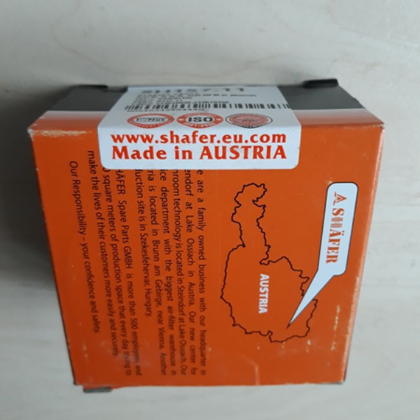 Усиленная Шаровая опора 1J0407365D , 1J0407366D. SHAFER Австрия